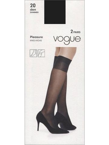 Гольфы Pleasure 20 Knee-Highs (2 пары) Vogue