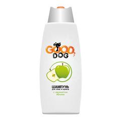 Шампунь для собак и щенков, Good Cat, с ароматом яблока