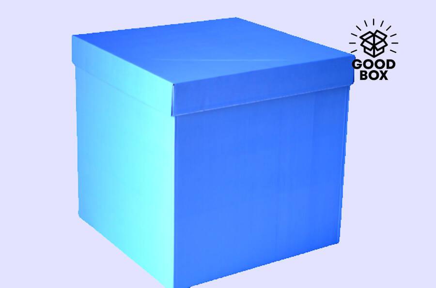 Коробка для шаров большая