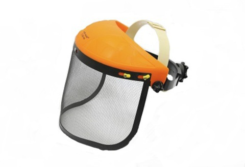 Маска защитная с сетчатым лицевым щитком