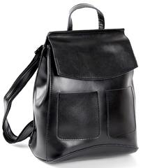 Рюкзак женский JMD Pocket Черный