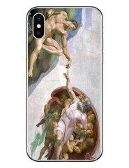 Чехол для телефон iPhone 8 plus Микеланджело