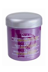PUNTI DI VISTA draw маска на базе прополиса и белков пшеницы для волос 1000 мл/ royal jelly and wheat prote