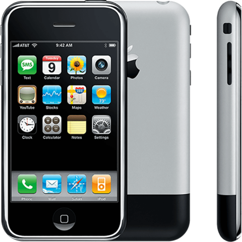 Apple iPhone 2G в аренду в Перми