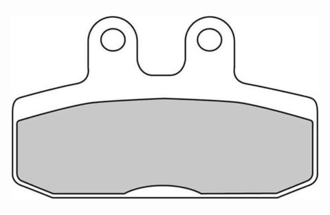 Тормозные колодки Ferodo FDB2060AG