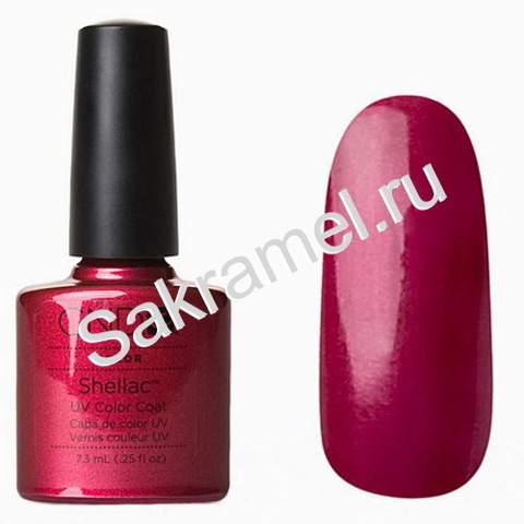CND Shellac-Red Baroness 7,3ml