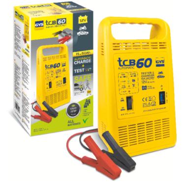 Зарядное устройство TCB 60 automatic