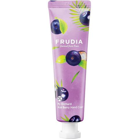 Крем для рук с ягодоми ассаи Frudia Acai Berry 30гр