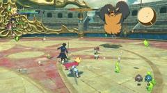 PS4 Ni no Kuni II: Возрождение Короля (русские субтитры)