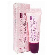Mizon Collagen Aqua Volume Lip Essence - Эссенция для губ с коллагеном
