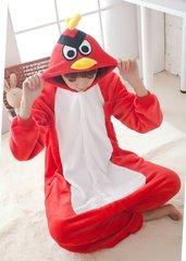 Пижама кигуруми птичка Рэд — Angry Birds