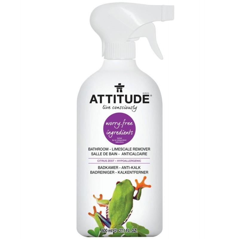 Очиститель для ванных комнат Attitude