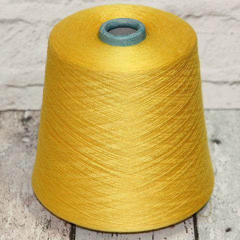 Меринос с шелком (30%) BOTTO POALA / SAVILE 2/60 желтый