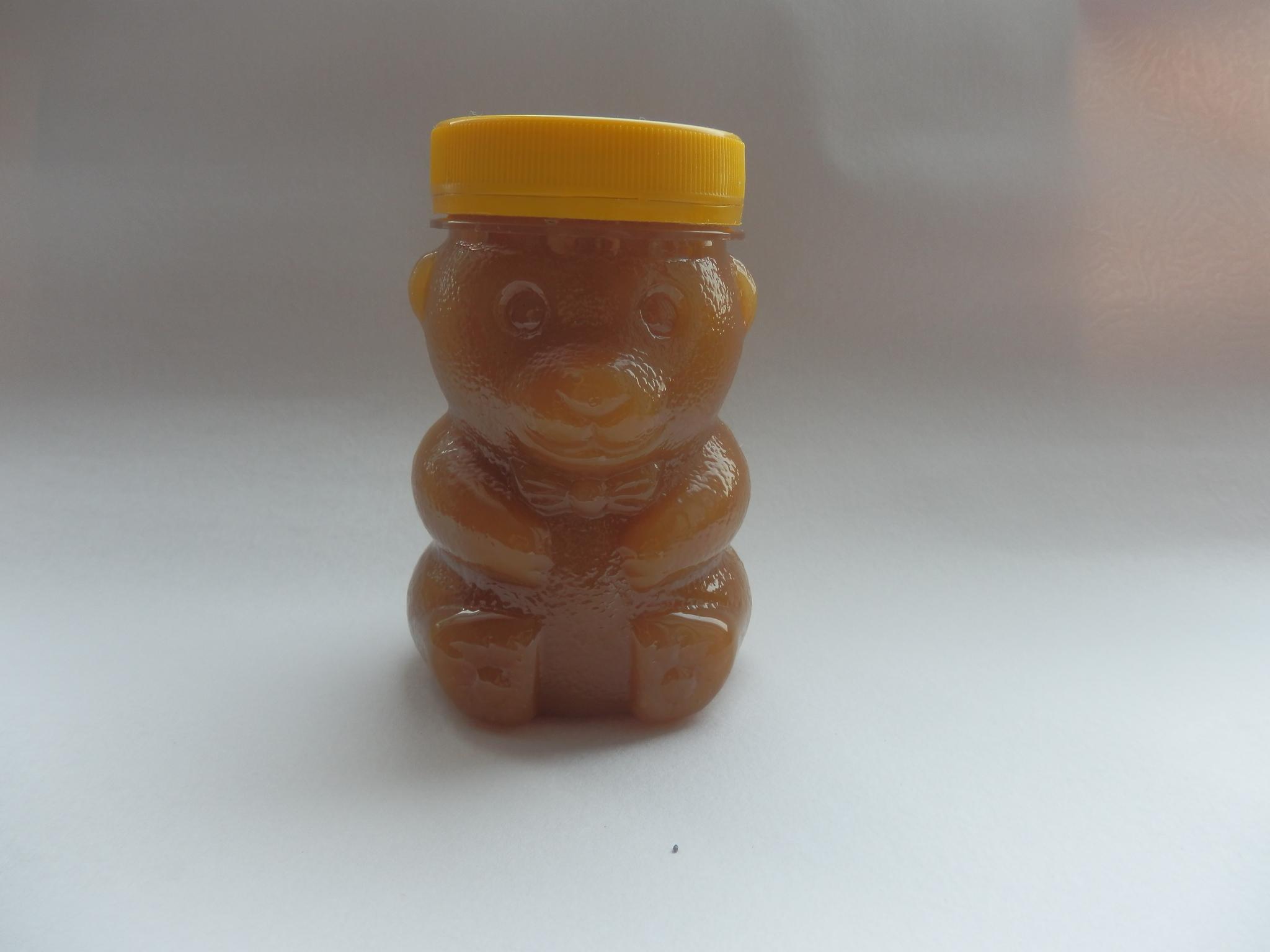 мед гречишный фото мишка