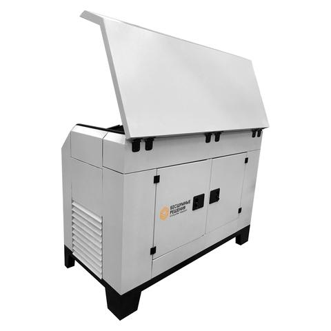 Всепогодный шумозащитный еврокожух для генератора SB1900EK