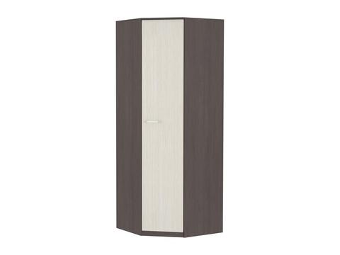 Шкаф угловой Марта ШК-114 бельевой Браво Мебель венге, дуб белфорд
