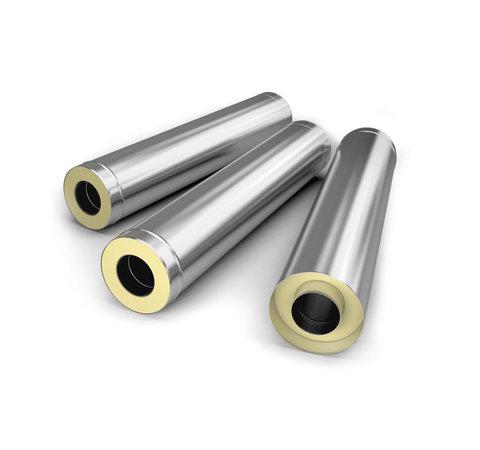 Труба-сэндвич TMF Супер Ø120/220 1 м. 1/0,5 мм. нн т2