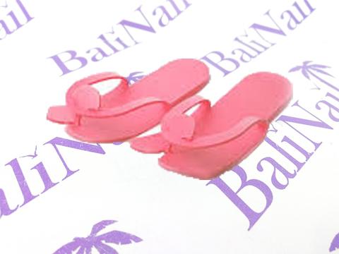 Чистовье, Тапочки вьетнамки пенопропилен 5 мм (розовый), 1 пара