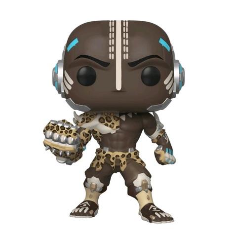 Фигурка Funko POP! Vinyl: Games: Overwatch: Leopard Doomfist (Exc) 44773