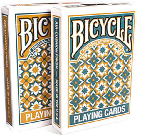 Карты Bicycle Madison Pattern