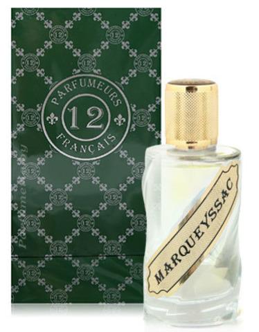 12 Parfumeurs Francais Marqueyssac Eau De Parfum