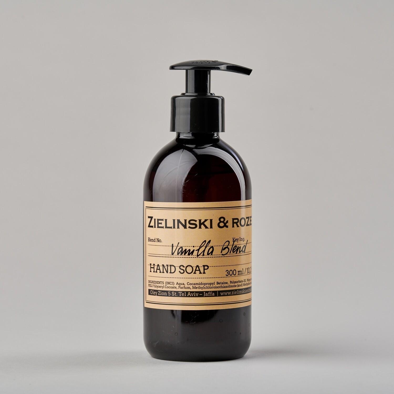 Жидкое мыло Vanilla Blend ZIELINSKI & ROZEN (300мл)