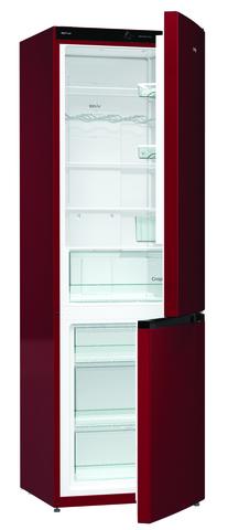 Двухкамерный холодильник Gorenje NRK6192CR4