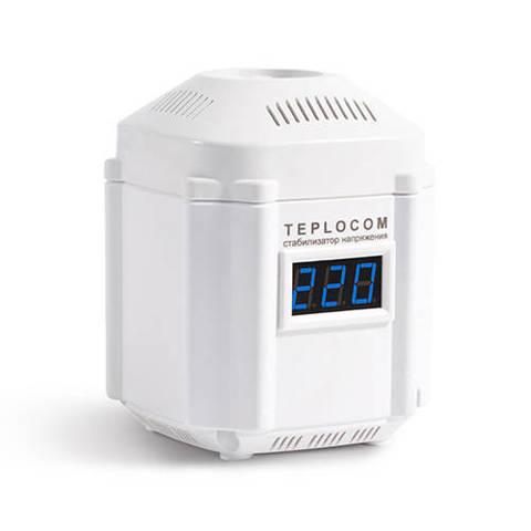 Стабилизатор сетевого напряжения Teplocom ST-222/500-И