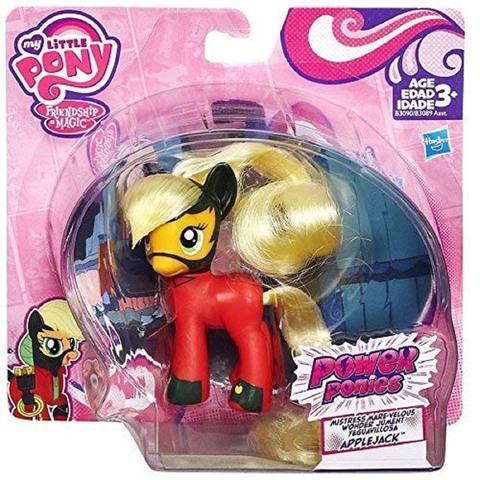 My Little Pony Могучие Пони Эппл Джек