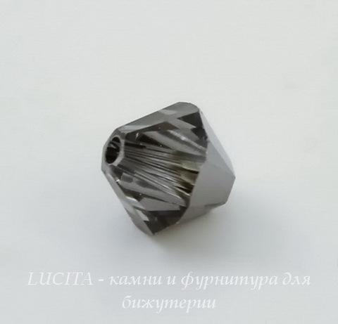 5328 Бусина - биконус Сваровски Crystal Silver Night 6 мм, 5 штук (large_import_files_c0_c02de301874e11e3bb78001e676f3543_a1025866588c43119c86652818da2d10)