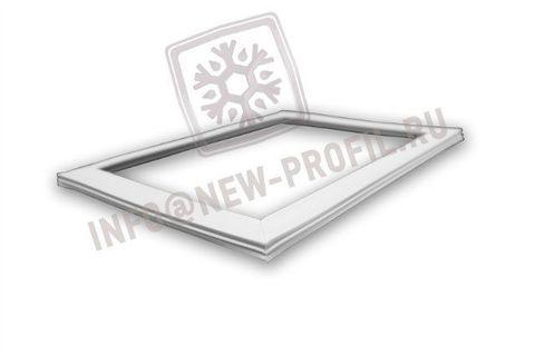 Уплотнитель 72(73)*57 см (71*55 см по пазу) для холодильника LG GA-B419SYGL (морозильная камера) Профиль 003