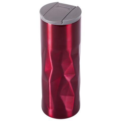 Gems Travel Mug, red rubine