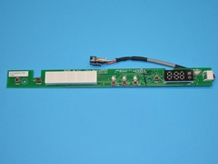 Электронный модуль с индикацией посудомоечной машины GORENJE , ASKO 586538