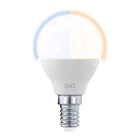 Лампа LED, СCT с измен. темп-ры цвета Eglo ACCESS LM-LED-E14 1X5W 400Lm 2700-6500K  11804