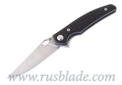 Cheburkov Raven S60V Titanium CF Folding Knife