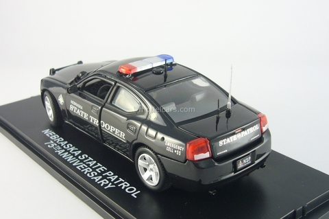 Dodge Charger Nebraska State Trooper - 75th Anniversary Polizei (USA) 2012  First Response 1:43