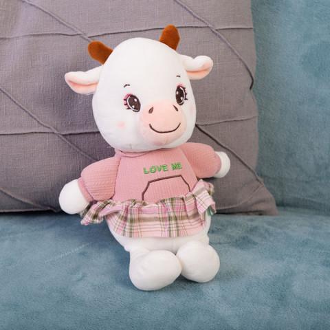 Мягкая игрушка Корова Зоя DE303007711P