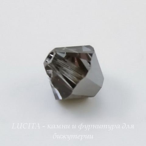 5328 Бусина - биконус Сваровски Crystal Silver Night 6 мм, 5 штук (large_import_files_c0_c02de301874e11e3bb78001e676f3543_a42838b4936e447b8061b293c6d3d196)