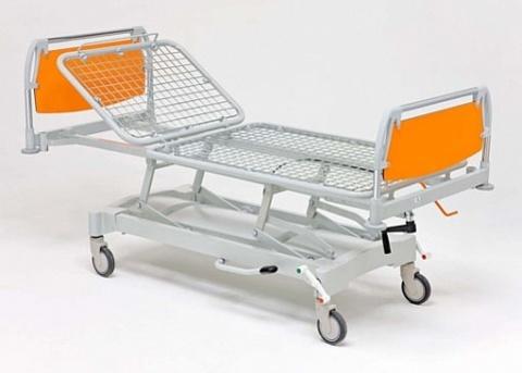 Кровать больничная 4-х секционная  11-CP163 - фото