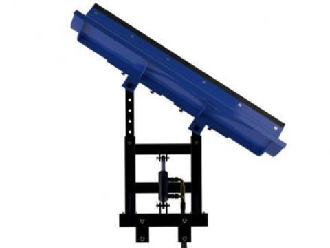 Отвал фронтальный гидравлический 1570 мм для минитракторов СКАУТ T-18, T-25