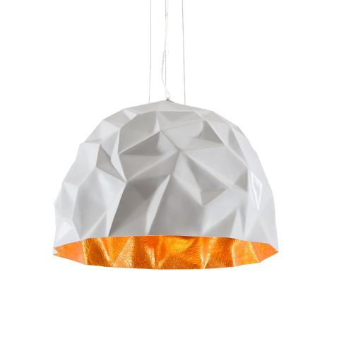 Подвесной светильник копия Rock by Foscarini (белый)