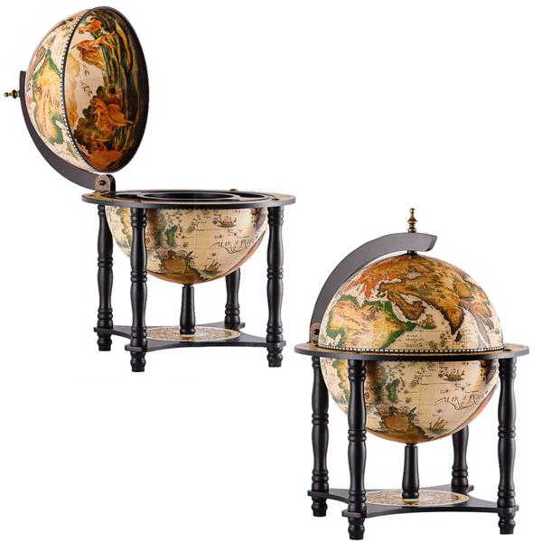 купить Глобус-бар настольный «Галилео» дешево