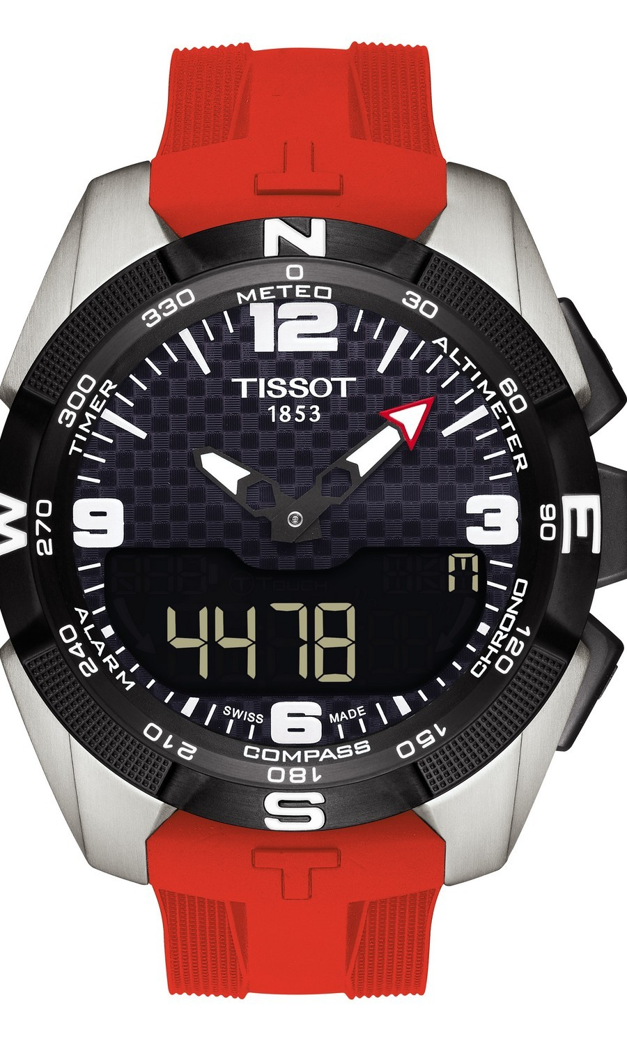 TISSOT Touch Collection T-Touch Solar