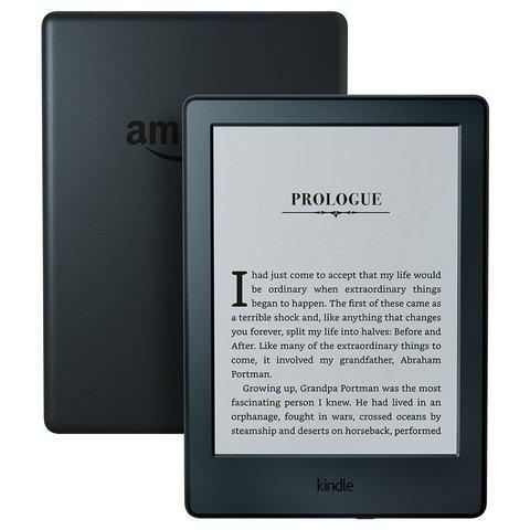 Электронная книга Amazon Kindle 8 (черная)
