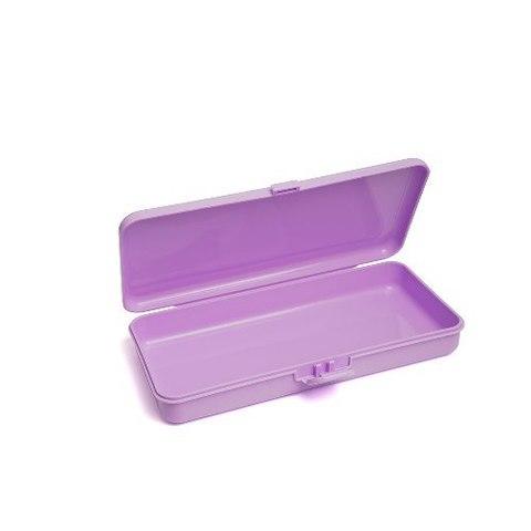 Пластиковый контейнер для хранения прямоугольный (сиреневый) TNL 242061