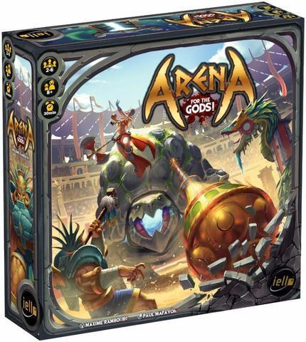 Arena: For the Gods!