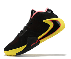 Nike Zoom Freak 1 'Black/Yellow'
