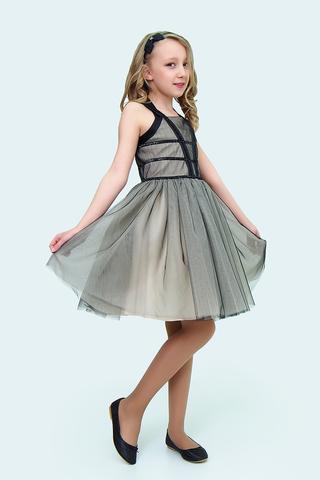 Платье детское + жакет (артикул 2Н110-2)