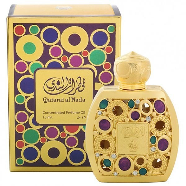 Пробник для Qatarat Al Nada Катарат Аль Нада 1 мл арабские масляные духи от Афнан Парфюм Afnan Perfumes