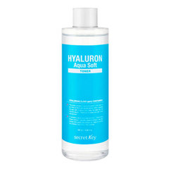 Secret Key Hyaluron Aqua Soft Toner - Тонер для лица гиалуроновый